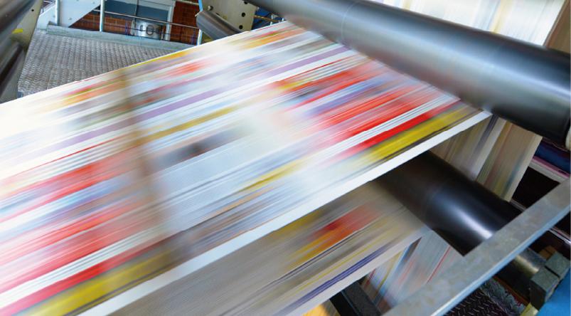 チラシ印刷